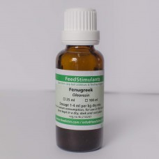 Görögszéna (Fenugreek) oleoresin 25ml